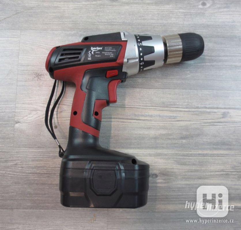 Akušroubovák šroubovák 18 V - 1 - 13 mm - foto 1