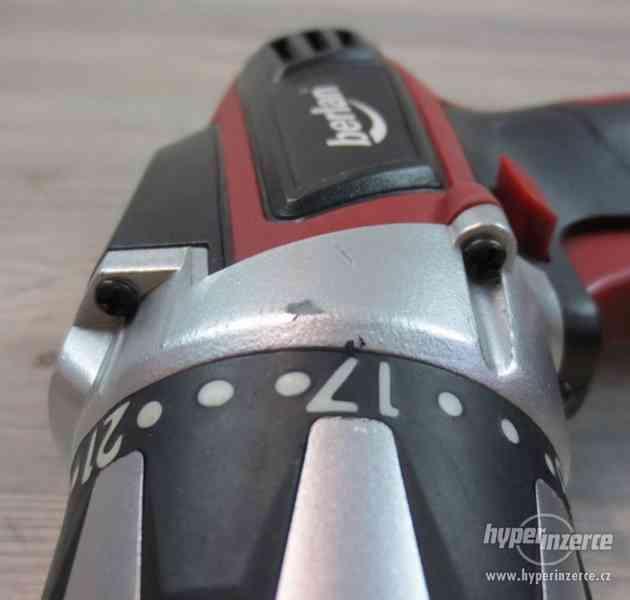 Akušroubovák šroubovák 18 V - 1 - 13 mm - foto 4