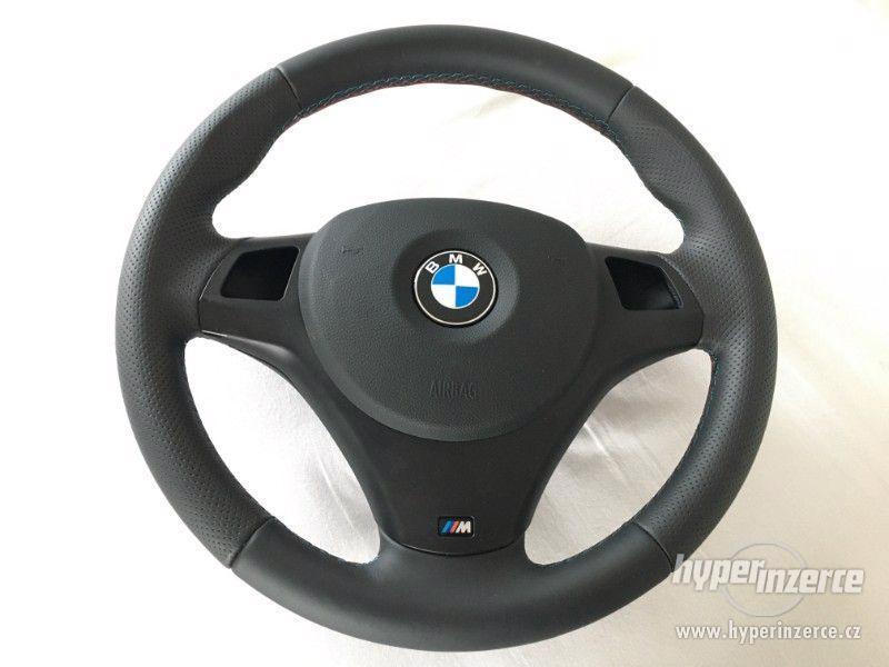BMW volanty M-paket - foto 8