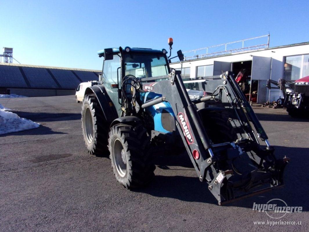 Traktor s čelním nakladačem MANIP - foto 1
