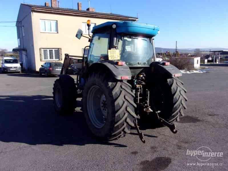 Traktor s čelním nakladačem MANIP - foto 2