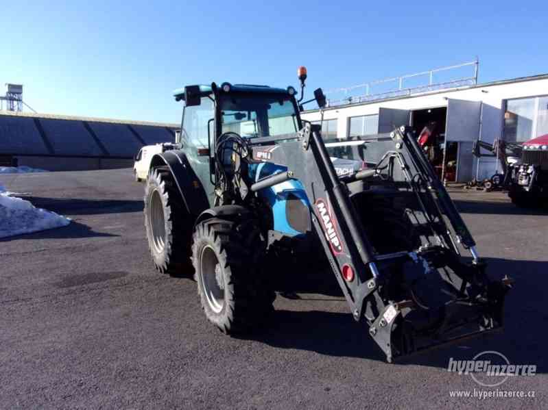 Traktor s čelním nakladačem MANIP - foto 5