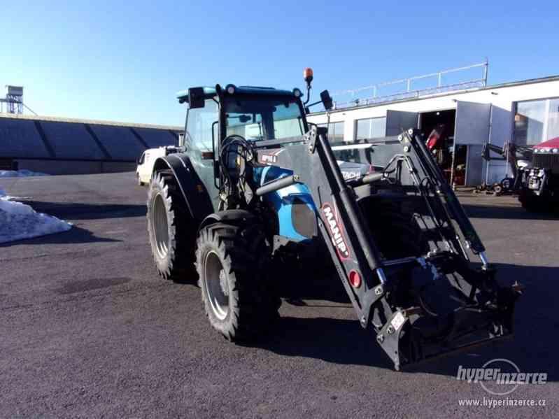 Traktor s čelním nakladačem MANIP - foto 6