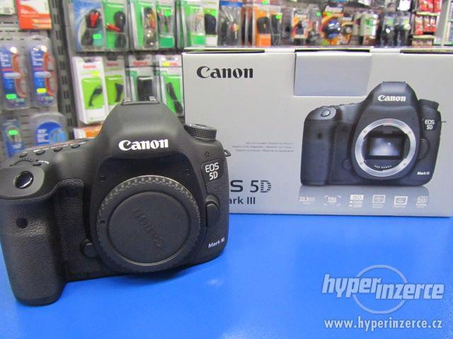 Canon EOS 5D Mark III nové zboží + iPad mini2 - foto 1