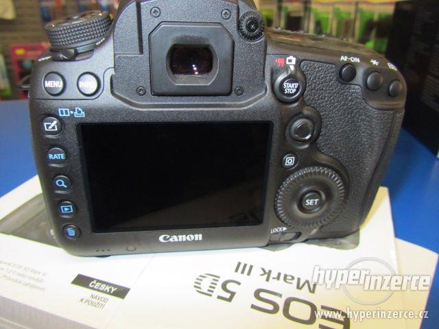Canon EOS 5D Mark III nové zboží + iPad mini2 - foto 3