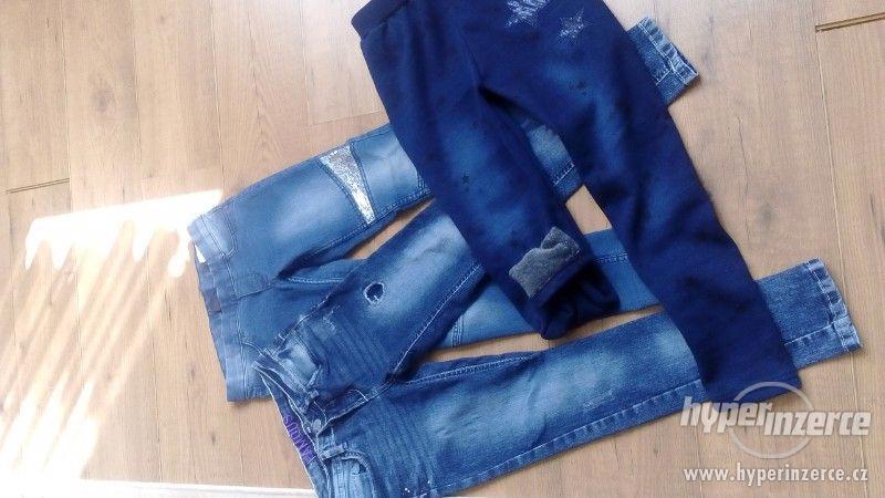 Dětské džíny - foto 1