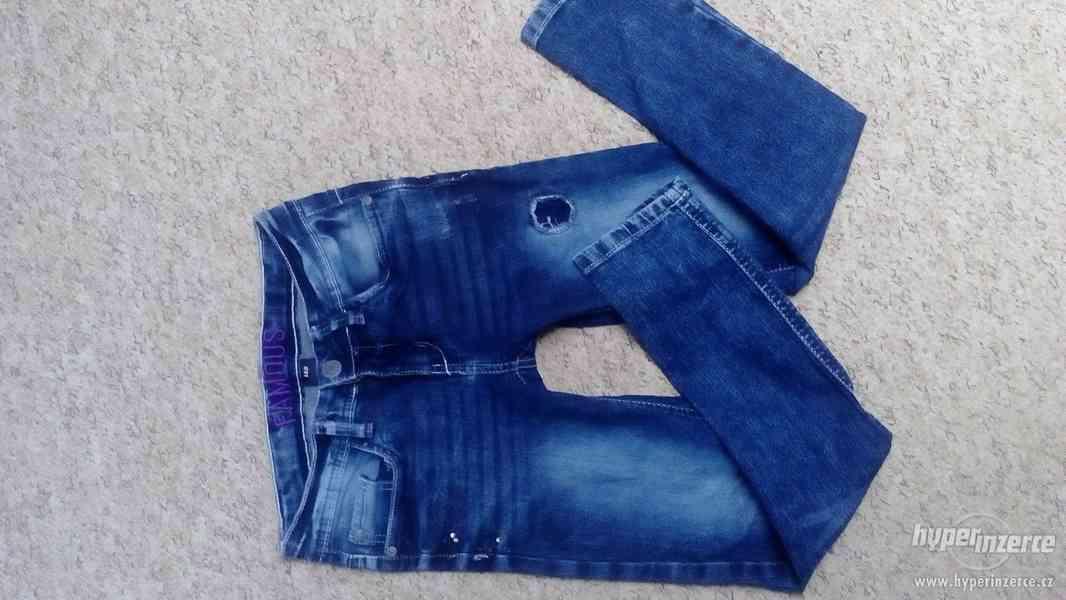 Dětské džíny - foto 2