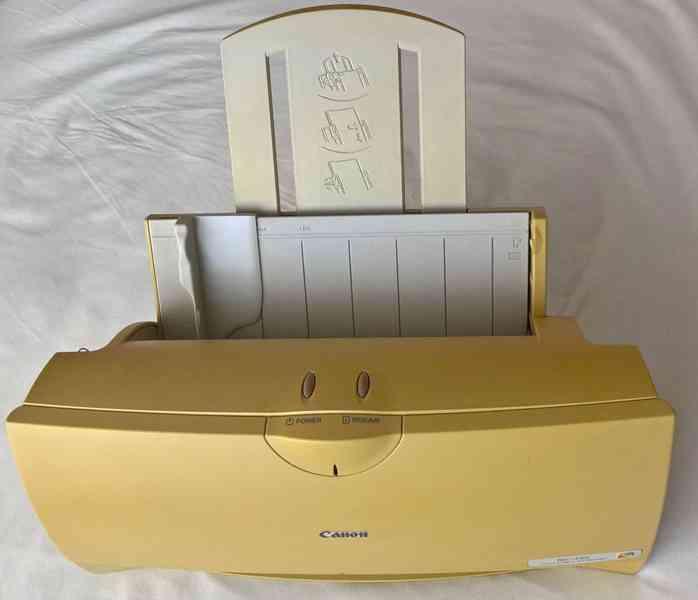 Tiskárna CANON BJC-250 - foto 1