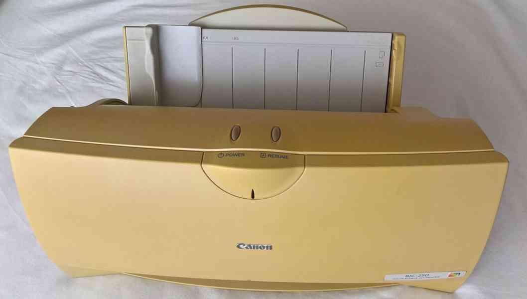Tiskárna CANON BJC-250 - foto 2