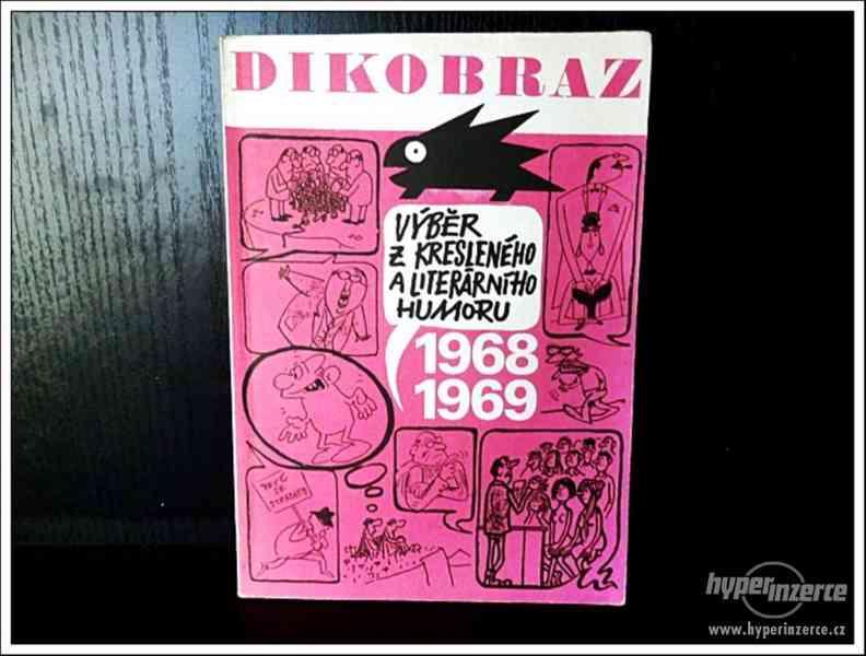 Dikobraz 1968-1969 - foto 1