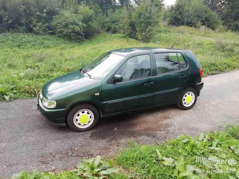 VW Polo 6n1 1.9 D