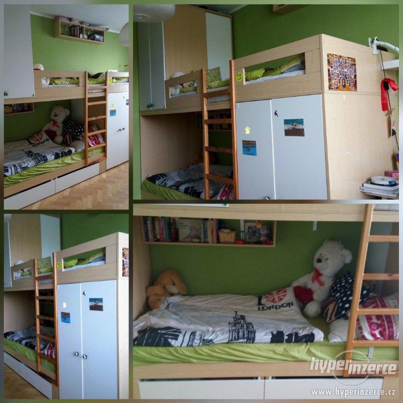 Patrová postel - foto 1