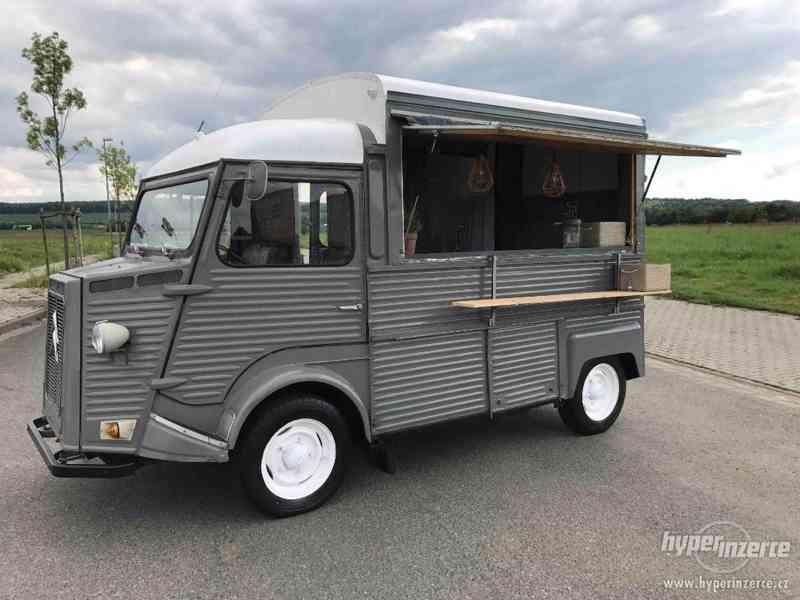 Food Truck Citroen HY na prodej!
