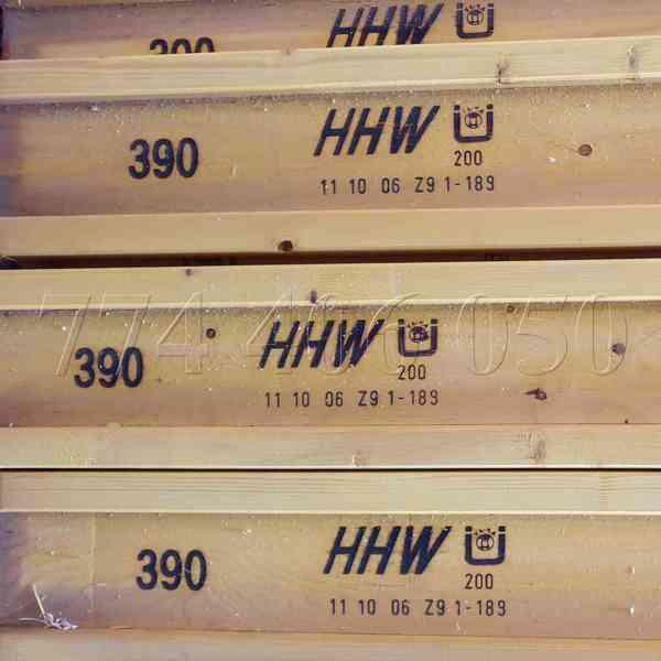 Prodám tyče a matice 70 mm a 100 mm + nosníky H20 - foto 4