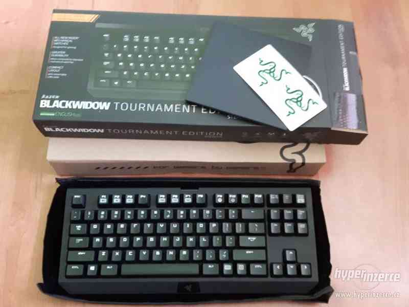 herní klávesnice Razer