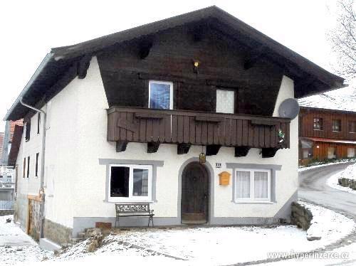 Dům v Německu - Bavorsku.
