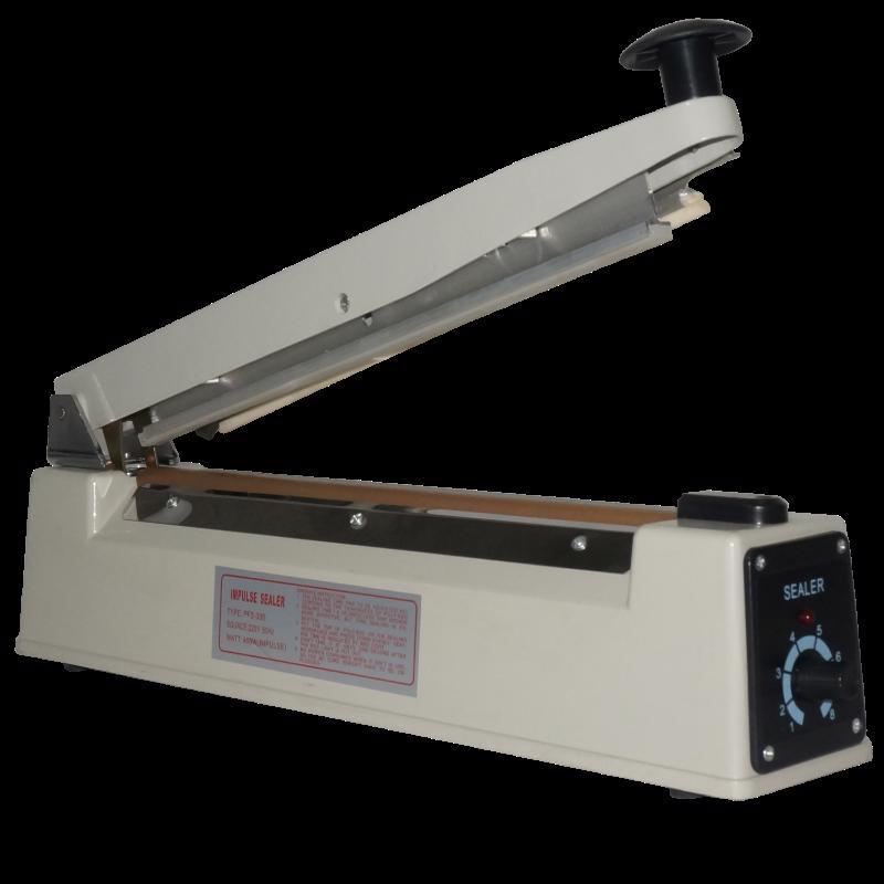 Impulsní páková svářečka profesionální 300x2 mm - foto 1