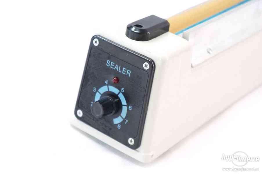 Impulsní páková svářečka profesionální 300x2 mm - foto 3