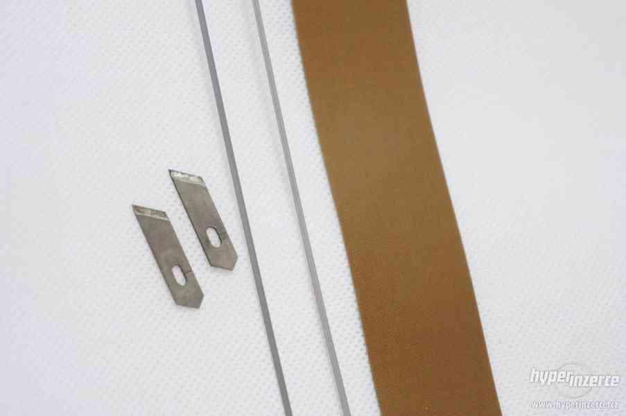 Impulsní páková svářečka profesionální 300x2 mm - foto 5