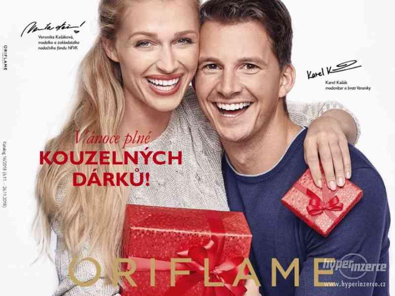 Levný prodej a poradenství - kosmetika ORIFLAME