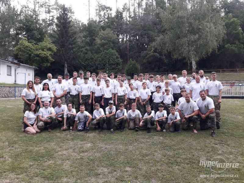 Tábor pro děti od 10 do 17 let - foto 4