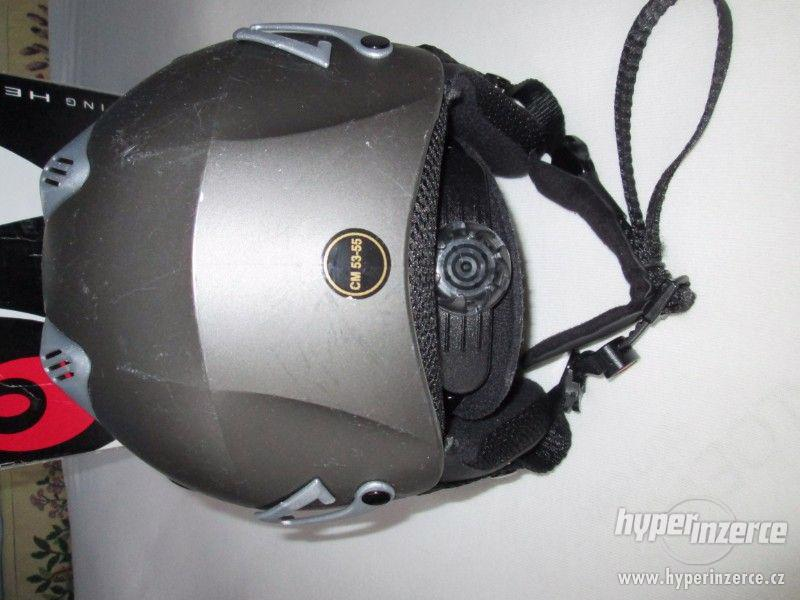 Lyžařská helma, Mango,  (vel. 53-55cm) - foto 3