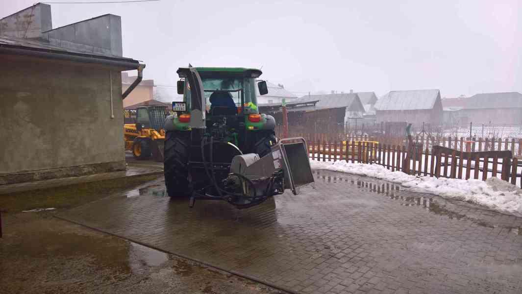 Drtič za traktor SN19 - foto 4