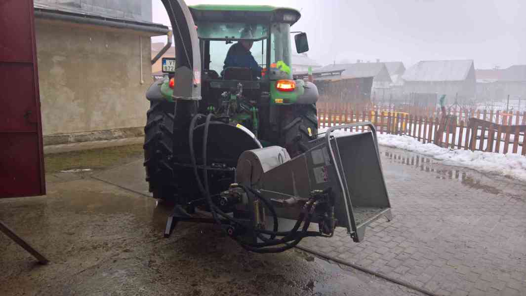 Drtič za traktor SN19 - foto 5