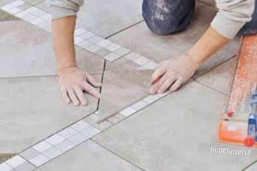 Stavební dělník (zedník, sádrokartonář, obkladač) - foto 3