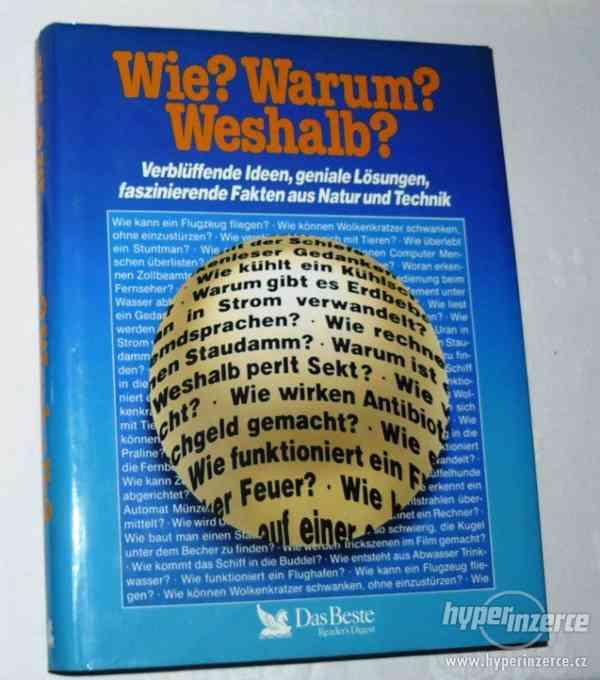 Wie? Warum? Weshalb?  Encyklopedie (němčina) - 100% - foto 2