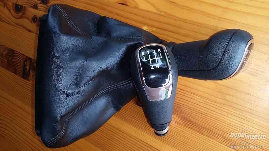 Nová luxusní hlavice řadící páky pro Škoda Octavia2 Superb2 - foto 1