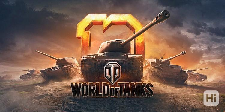 Prodam ucet World of Tanks - foto 1
