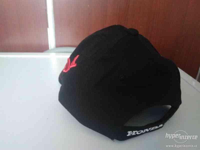 Čepice kšiltovka Honda - foto 3
