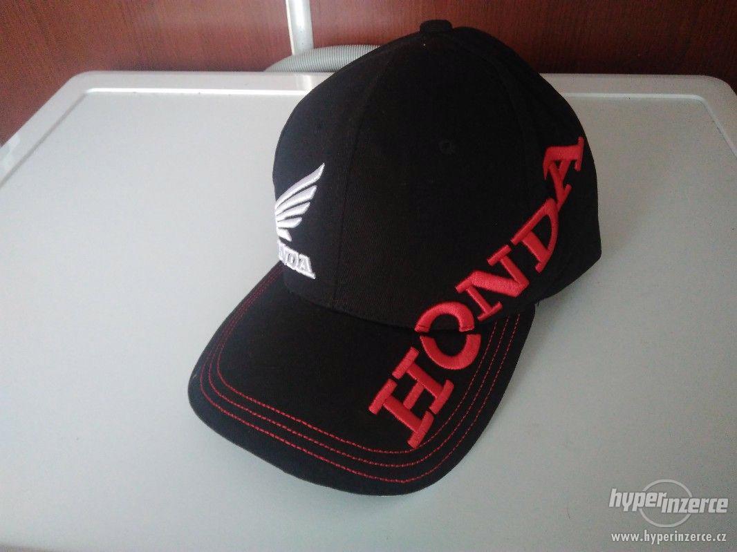 Čepice kšiltovka Honda - foto 1