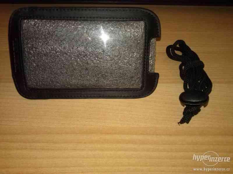 Kožený držák mobilního telefonu na kolo - foto 3
