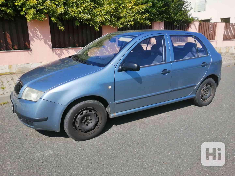 2002 Škoda Fabia 1.4 MPI, STK do 06/22 - foto 1