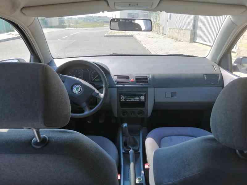 2002 Škoda Fabia 1.4 MPI, STK do 06/22 - foto 9