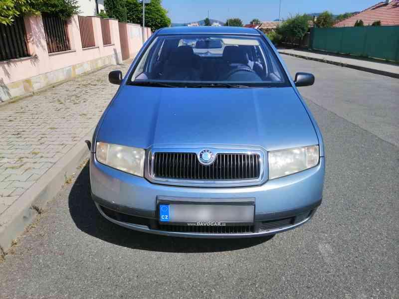 2002 Škoda Fabia 1.4 MPI, STK do 06/22 - foto 2