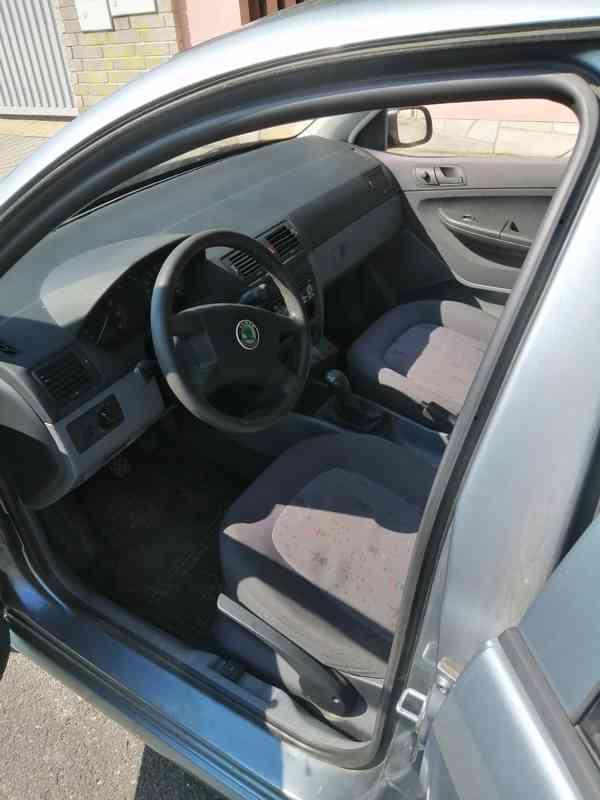 2002 Škoda Fabia 1.4 MPI, STK do 06/22 - foto 6