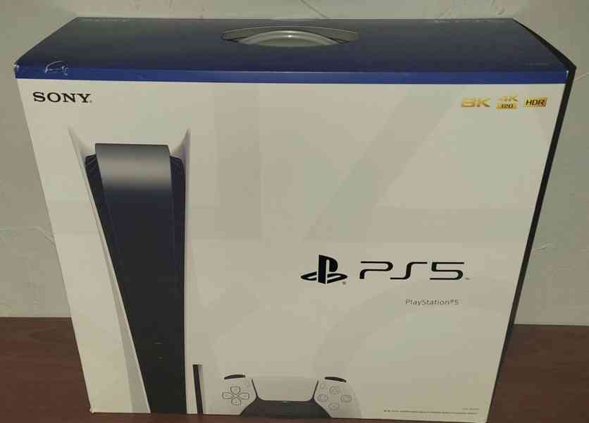 NEW Sony PlayStation 5 PS5 Console Disc Version