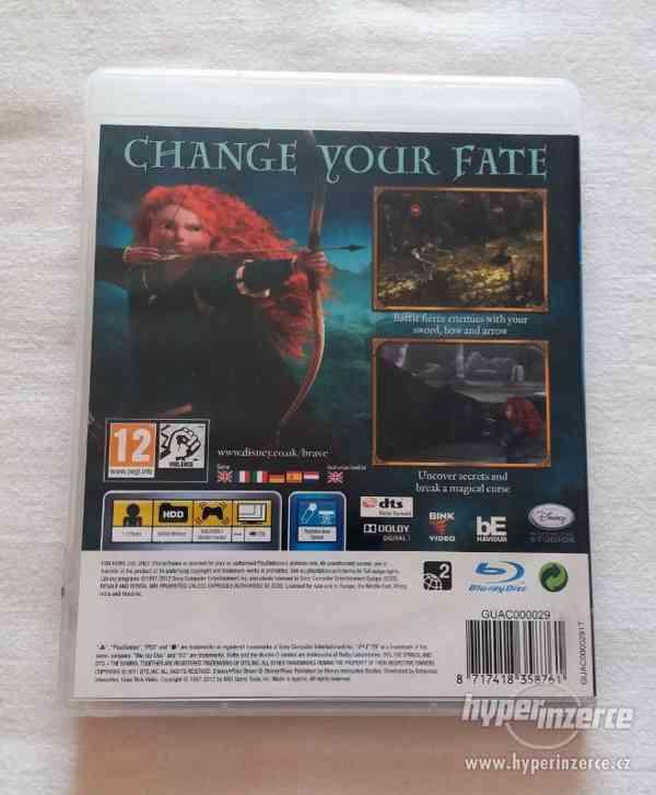 PS3 - Brave (Rebelka) - foto 3