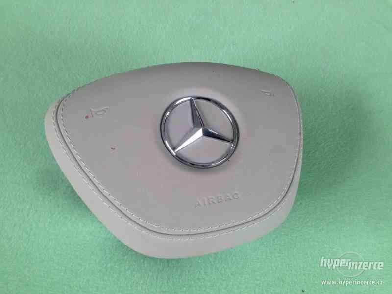 Mercedes S-Class W222 airbag - foto 1