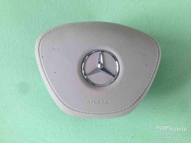 Mercedes S-Class W222 airbag - foto 2