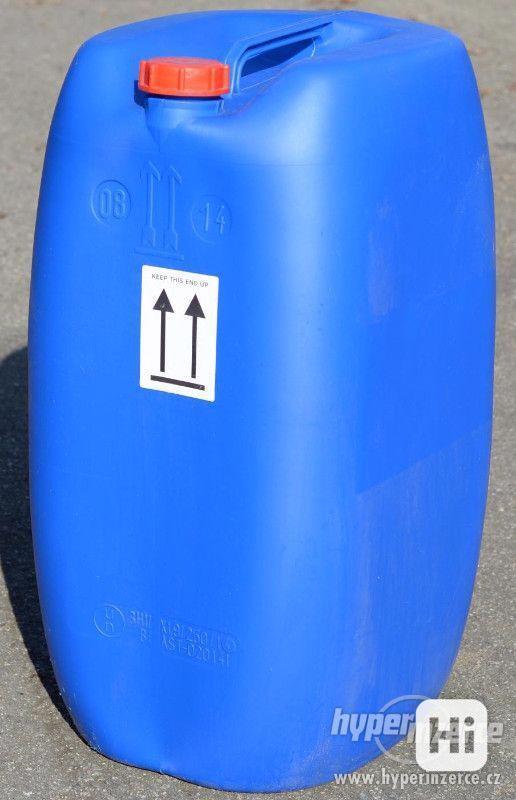 60L kanystr-plastový, modrý, repasovaný (barel, bečka) - foto 2