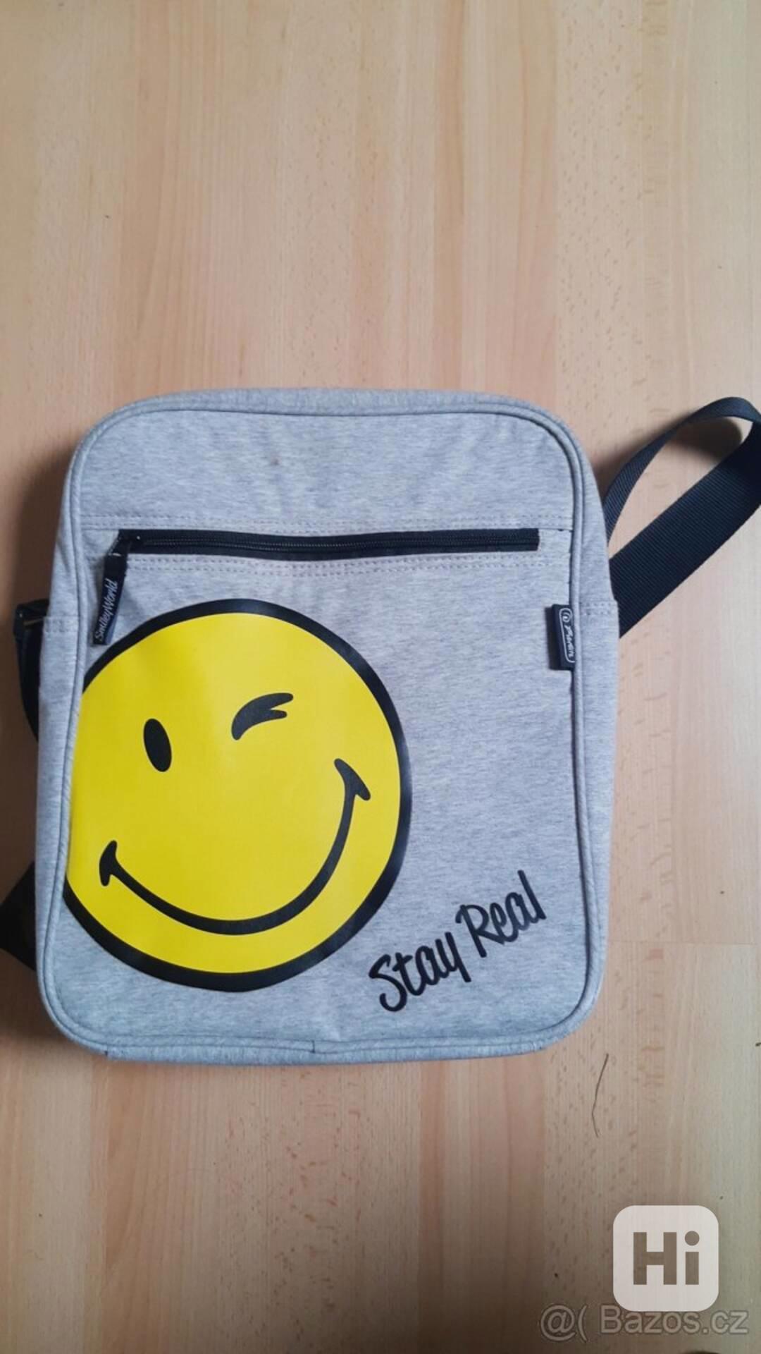 Stylová volnočasová/školní taška - foto 1