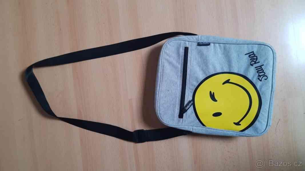 Stylová volnočasová/školní taška - foto 2