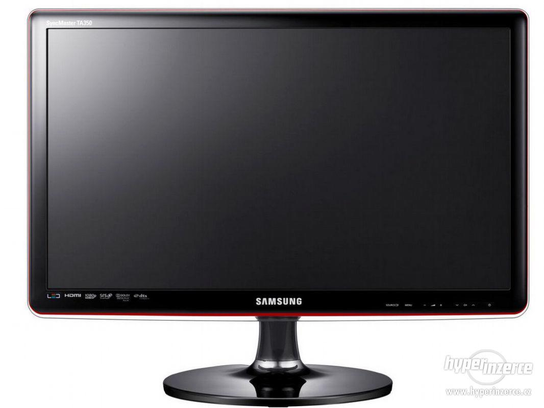 LED TV / monitor Samsung 24 palců - foto 1