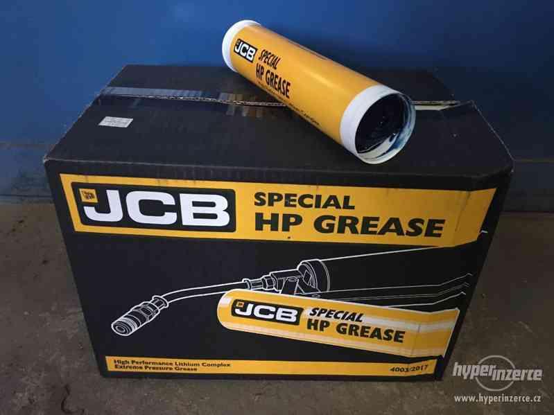 Vazelína Jcb special HP tuby 400g Modrá