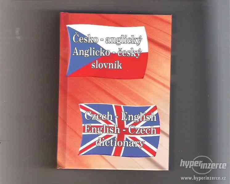 Česko - anglický  Anglicko český slovník