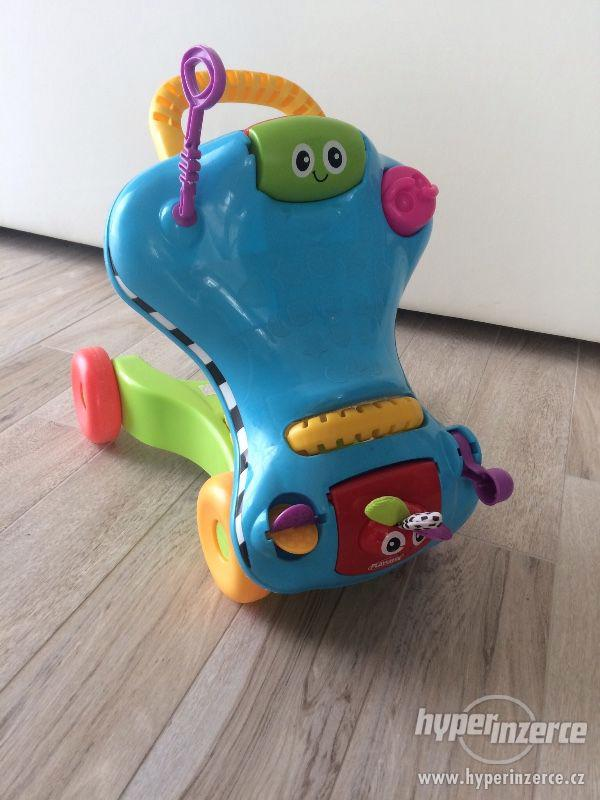 Odrážedlo-Choditko Playskool